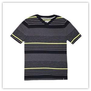 Tony Hawk Boy's Striped Short Sleeve Top